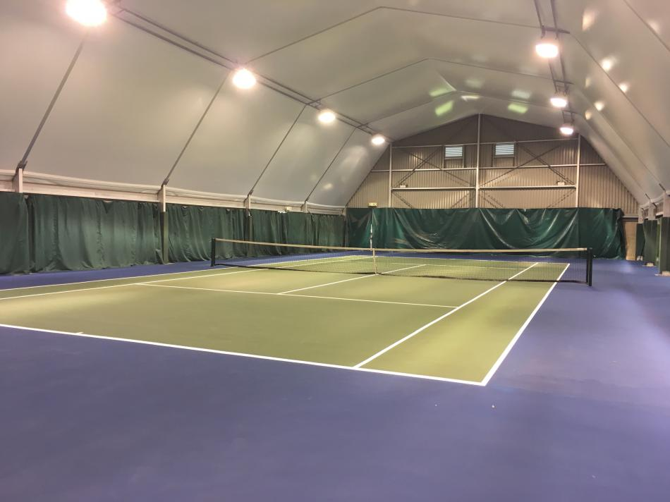 100 Indoor Tennis Courts Tennis Courts In Kensington And Ch. 100 ...